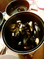 The Orchard mussels
